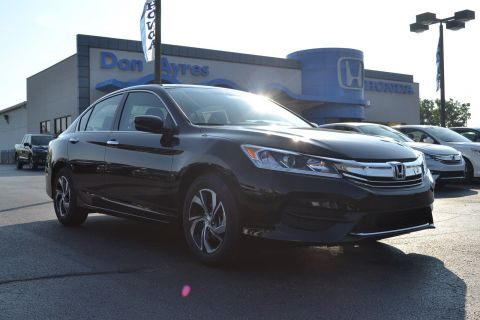 New Honda Accord Sedan LX