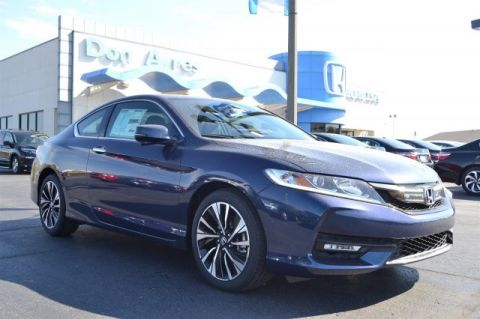 New Honda Accord Coupe EX-L