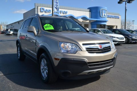 Used Saturn VUE XE