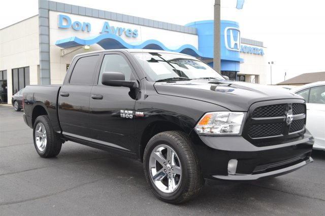 Used Dodge Ram 1500 Tradesman/Express
