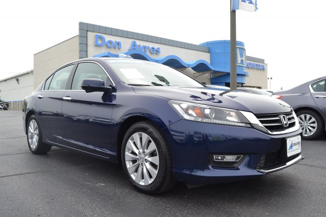 Certified Used Honda Accord Sdn EX