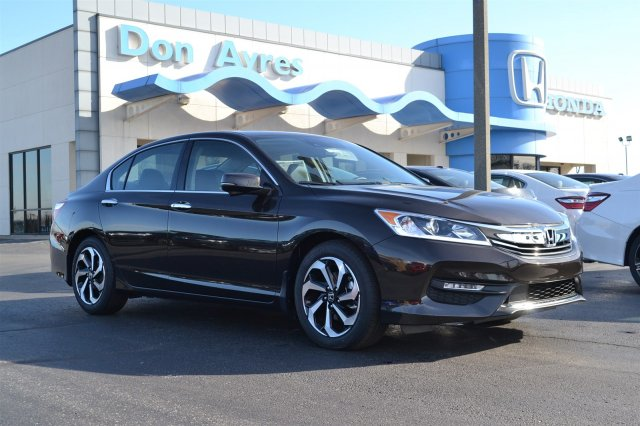 New Honda Accord Sedan EX-L