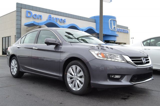Used Honda Accord Sedan Touring