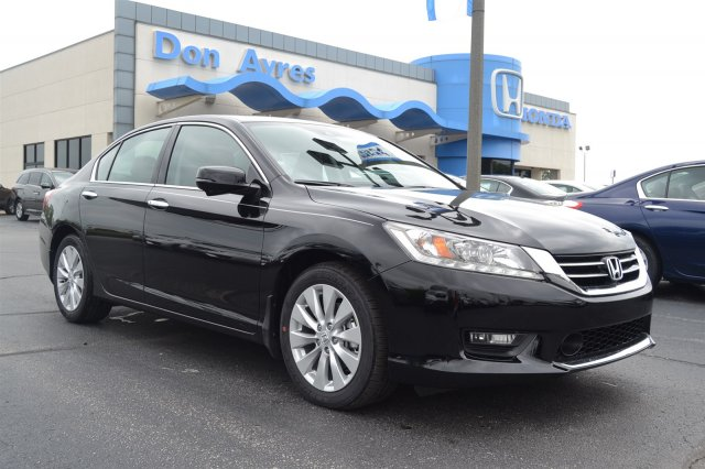 New Honda Accord Sedan Touring