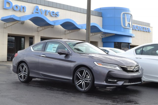 New Honda Accord Coupe Touring