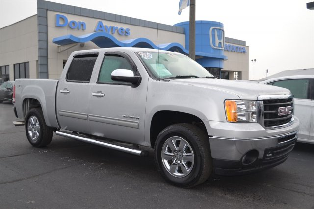 Used GMC Sierra 1500 SLE