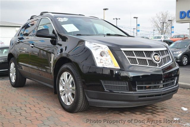 Used Cadillac SRX Luxury