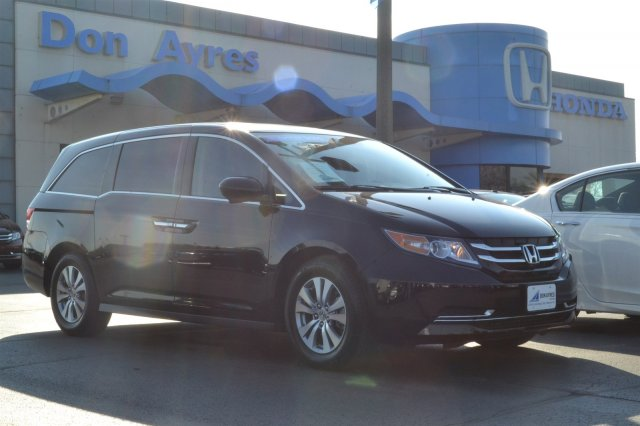 Certified Used Honda Odyssey EX-L