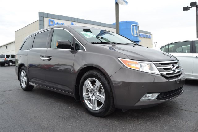 Certified Used Honda Odyssey Touring