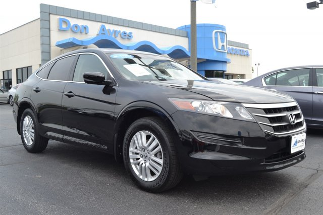 Certified Used Honda Crosstour EX