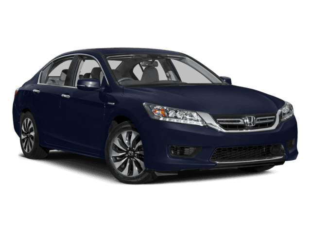 New Honda Accord Hybrid Touring